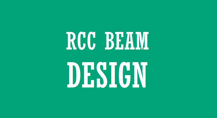 RCC BEAM