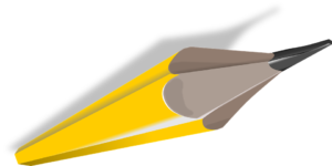 pencil (example in RCC Beam Design)